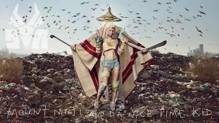 DIE ANTWOORD - BANANA BRAIN (Official Audio)
