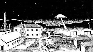 Archív záznamov o UFO. Ruský Roswell.