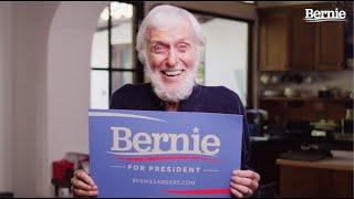 Dick Van Dyke Endorses Bernie Sanders for President