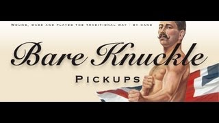 Video č.4 produktu Bare Knuckle