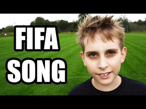 FIFA SONG for KIDS (by Misha)