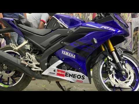 Yamaha R15 V3 modified| Modification Bangladesh| Owner Shihab