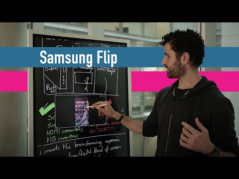 Interactive Touch Display Samsung Flip 2 65