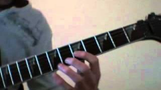 The Silent man - Interlude + solo LESSON