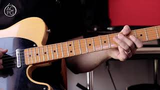 Learn An Awesome Country Solo | Life's Greatest Fool by Gene Clark | Guitar Gerry McGee