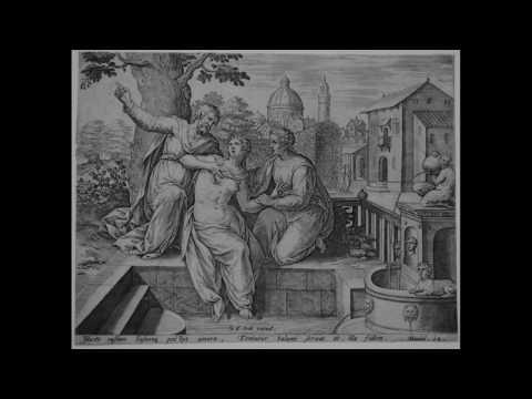 Lorena Escalera {Artemisia Gentileschi Susanna and the Elders} 1