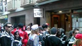 preview picture of video 'Carnaval de Sallent (Barcelona) 2011-1'