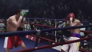 Manny Pacquiao vs Canelo Alvarez
