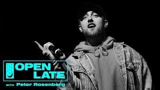 Mac Miller Tribute ft. Kendrick Lamar, MGK, Macklemore & More | Open Late with Peter Rosenberg