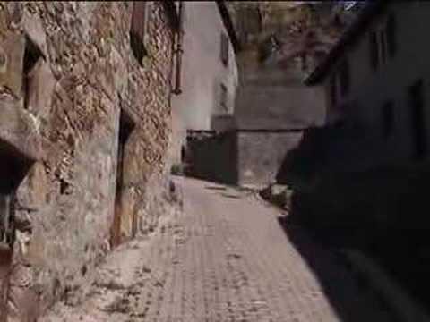 Cariseto il castello Malaspina Val trebbia -Val D' Aveto