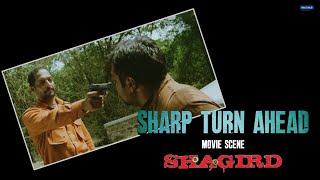 Sharp Turn Ahead | Shagird | Movie Scene | Nana Patekar, Anurag Kashyap | Tigmanshu Dhulia
