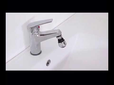 360 Degree Rotate Flexible 2 Spray Water Extender