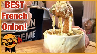 French Onion Soup Recipe   Slow Cooker Recipe   Best Homemade French Onion   Everyday BBQ