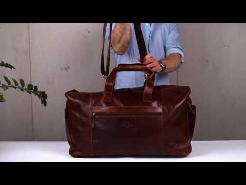 Reisetasche BRISTOL von Sid&Vain  | myBagFactory