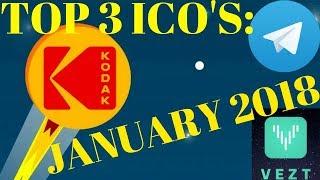 TOP 3 ICO
