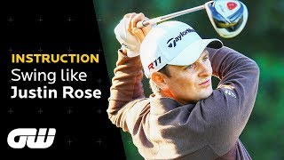 Swing Like Justin Rose   Coaching Anna   Golfing World