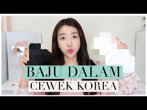 BAJU DALAM ANTI-MESUM CEWEK KOREA??! | UNTUK KEAMANAN KAUM WANITA!