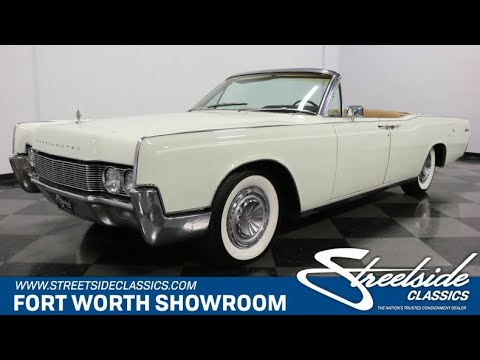 Video of '67 Continental - PYCD