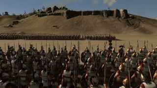 Rome 2 Total War. Штурм города