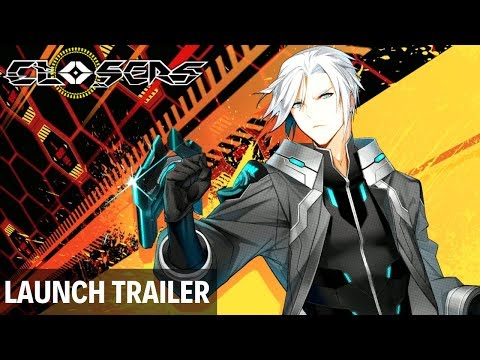 Closers Task Force Veteranus: J Launch Trailer