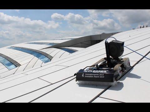 hyCLEANER® black SOLAR angepasst für die optimale Reinigung am Bahnhof Arnhem Centraal