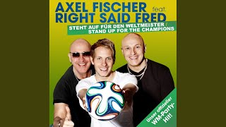 Stand Up for the Champions (German Party Version)