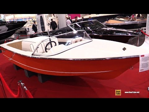 1968 Master Craft Water Ski Boat – Walkaround – 2018 Boot Dusseldorf Boat Show