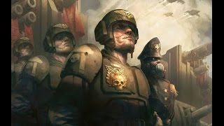 The Hammer of the Emperor - Astra Militarum Tribute - 3 Doors Down - Citizen Soldier