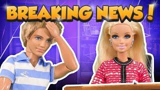 Barbie - Barbie Breaks The News | Ep.216