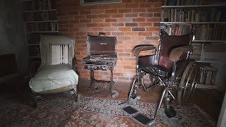 Why Did They Leave Everything Behind? Abandoned Family Home Left Untouched