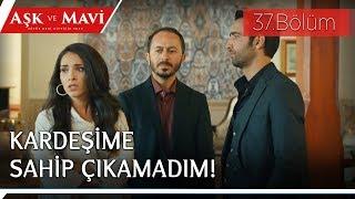 Aşk ve Mavi 37.Bölüm - Faysal, Ayhan'ın katilini bulmak için Ürgüp'e yerleşiyor!
