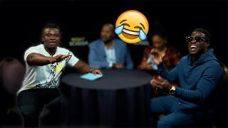 KEVIN HART VS MICHAEL DAPAAH   UK VS USA SLANG CHALLENGE Ft. Tiffany Haddish