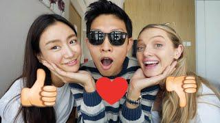 (交往系列)亞洲vs西方女生!!對男生喜好竟然很不同? | Dating differences between Asian and Western Women