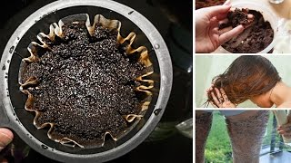 5 Unusual Uses for Coffee