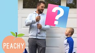 Baby Gender Reveals That'll Warm Your Cold, Childless Heart
