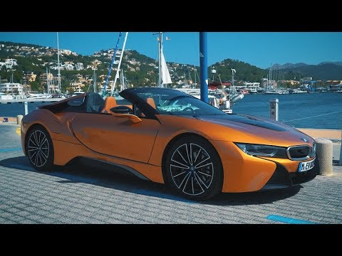 Bmw I8 Coupe Купе класса A - тест-драйв 1
