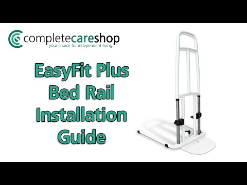 How To Assemble And Install The EasyFit Bed Rail