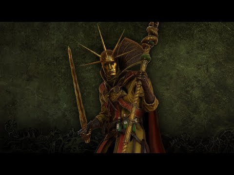 Warhammer 2 Livestream -  Balthasar Gelt and the Amethyst Wizards Campaign