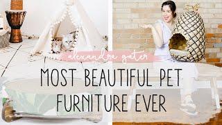 Cutest Pet Decor Haul | Beautiful Pet Furniture