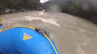 preview picture of video 'Rafting Imst'