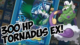 300HP Tornadus EX!!! Pokemon TCG Online Expanded!