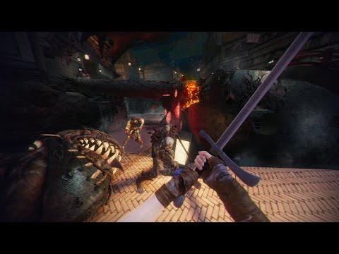 Alpha Trailer de Hellsweeper VR