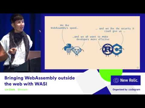 Bringing WebAssembly outside the web with WASI