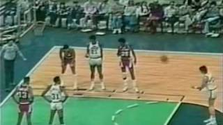 Pete Maravich vs. Bob Lanier, Detroit Pistons @ New Orleans Jazz, Jan 22, 1978