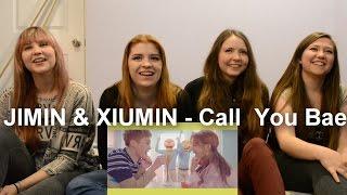 AOA 지민(JIMIN) _ 야 하고 싶어(CALL YOU BAE) (Feat. XIUMIN(시우민) of EXO) MV Reaction