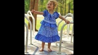 New Toddler Peasant Dresses
