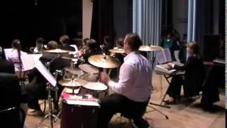 Концерт 30 05 2014      Парафраз оркестровка В С  Черничко  Эстрадно духовой оркестр города Комсомо