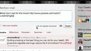 Twitter Help Center   How to Post Links URLs