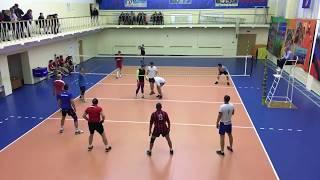 Волейбол. Игра. Нашей спортивной школе  60 лет