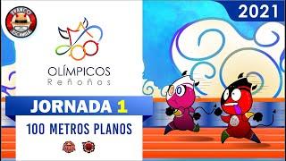 Juegos Olímpicos Reñoños 2021 - Jornada 1